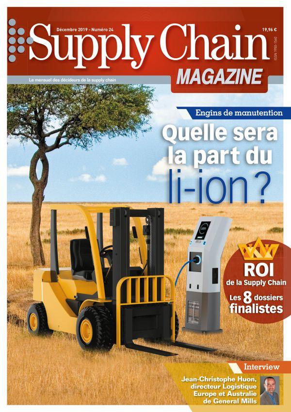 Couverture magazine n° 24