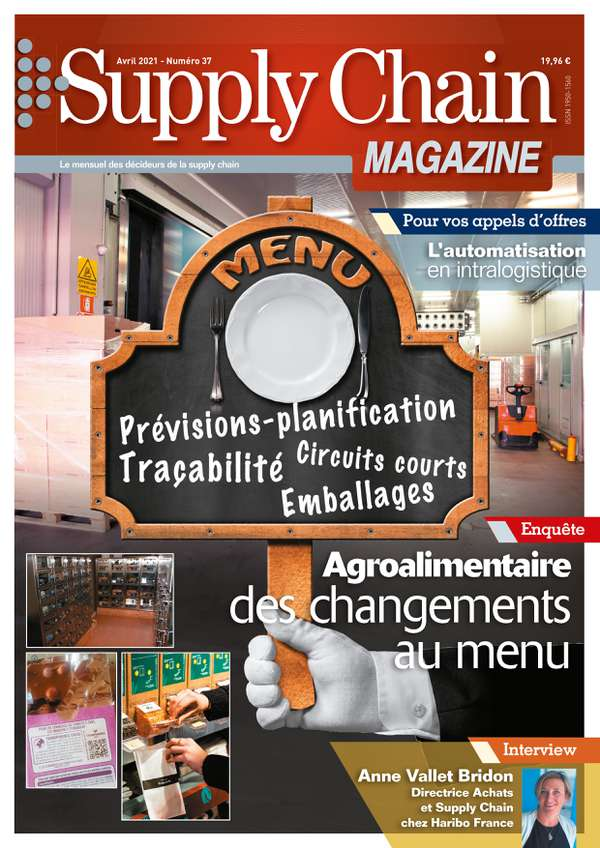 Couverture magazine n° 37